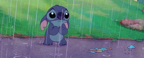 Stitch in the Rain