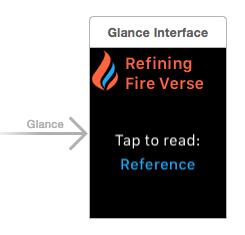 Refining Fire Glance