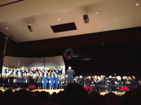 Doane Christmas Concert