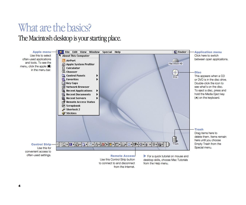 How to scrapbook on mac - Basics Of Mac Os 9
